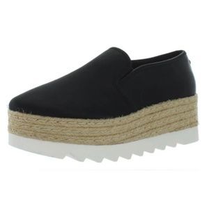Steve Madden Kenning Platform Slide On Shoes